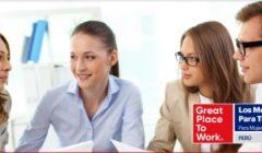 Captura mujeres 240x140 - ¿Cuáles son las 20 mejores empresas para trabajar preferidas por las mujeres?