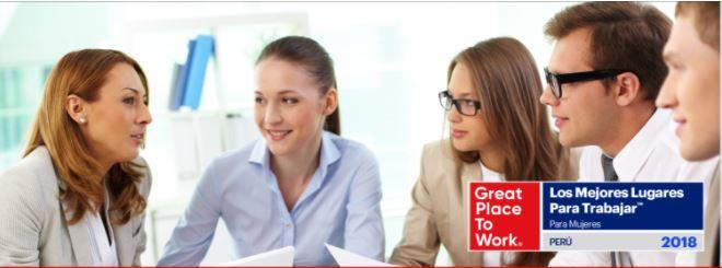 Captura mujeres - ¿Cuáles son las 20 mejores empresas para trabajar preferidas por las mujeres?