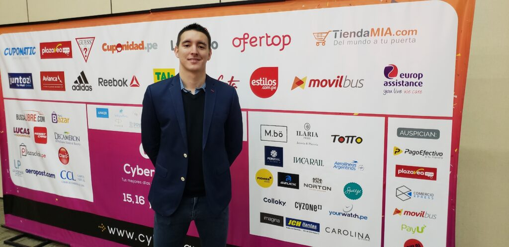 Carlos Villacorta Country Manager de TiendaMIA.com Perú 1024x498 - Cyber Days 2019: Entérate cómo adquirir productos gratis de eBay, Amazon y Walmart