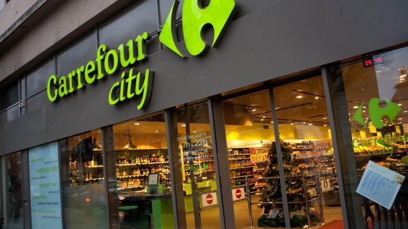 Carrefour abre tienda en aeropuerto de París