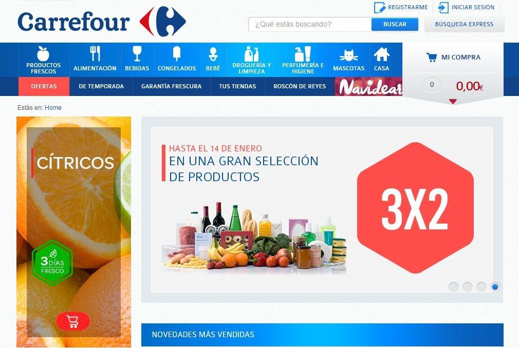Carrefour canla online