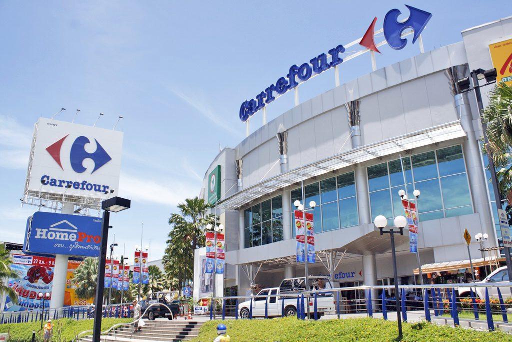 Carrefour crece y mejora participación en mercados de Europa y Brasil - Brasil: Carrefour compra 30 tiendas Makro por US$455 millones
