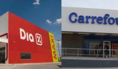 Carrefour y Dia