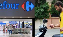 Carrefour y Glovo