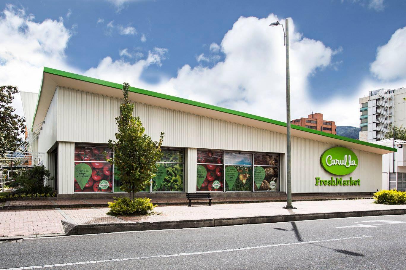 Carulla freshmarket una tienda sostenible innovadora y - Almacen exito barranquilla ...