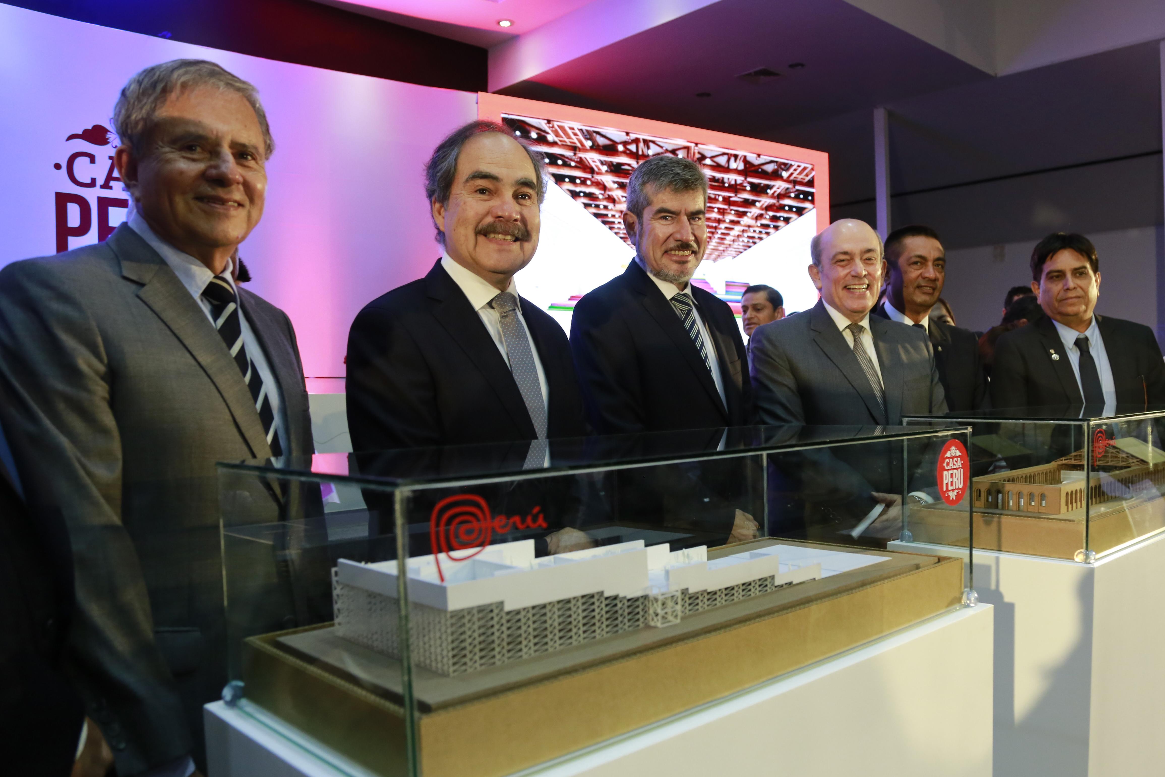 Casa Perú en Rusia 2 - Mundial Rusia 2018: Casa Perú exhibirá más de 400 productos nativos en Moscú