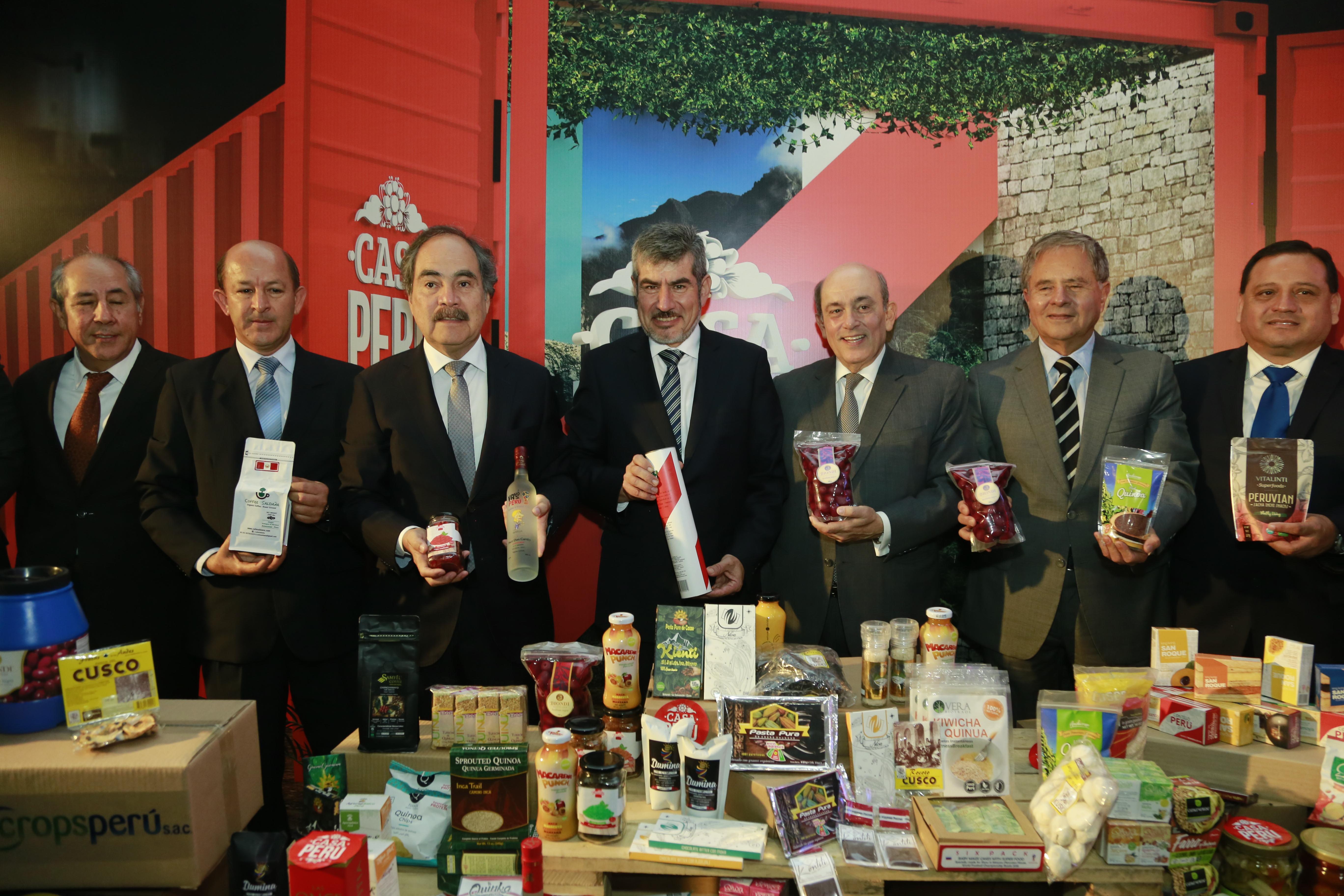 Casa Perú en Rusia 5 - Mundial Rusia 2018: Casa Perú exhibirá más de 400 productos nativos en Moscú