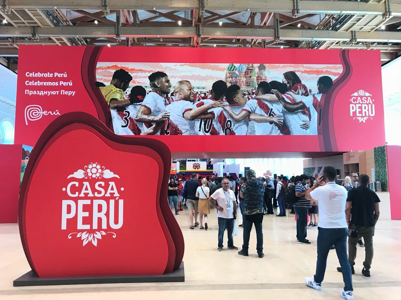 Casa Perú en Rusia - Exportación de alimentos a Rusia podría llegar a US$ 150 millones el 2019