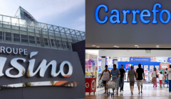 Casino y Carrefour