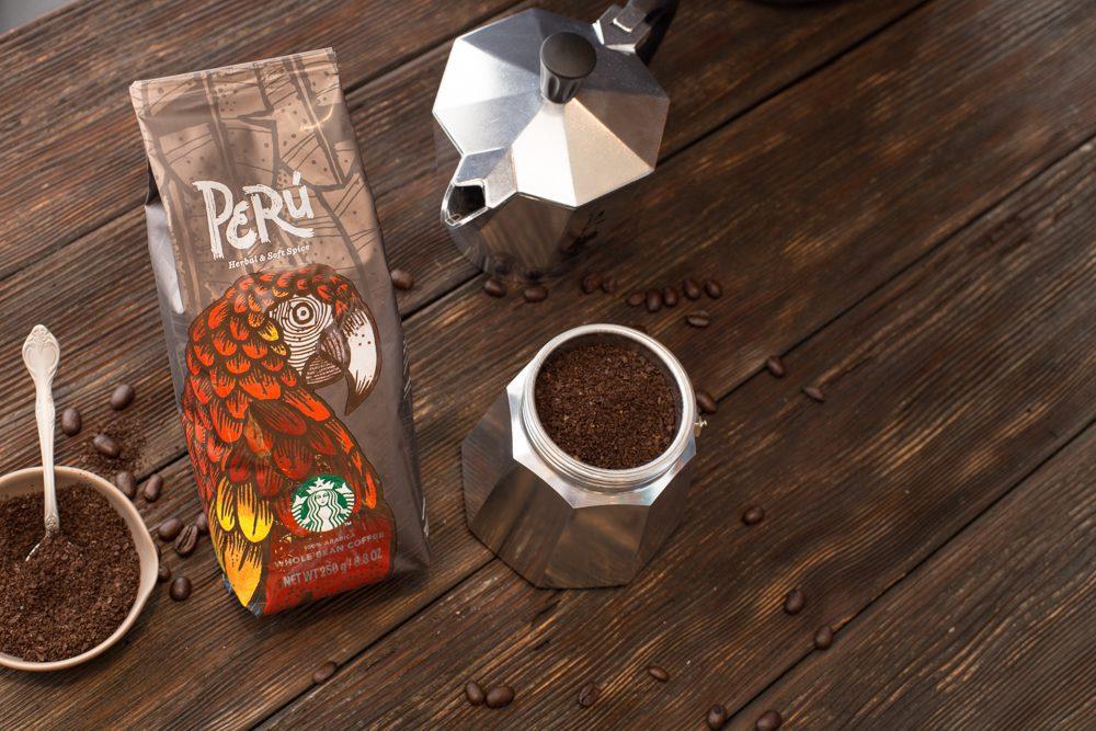 Cata 1 - Starbucks realizará primera cata nacional por el Día del Café Peruano