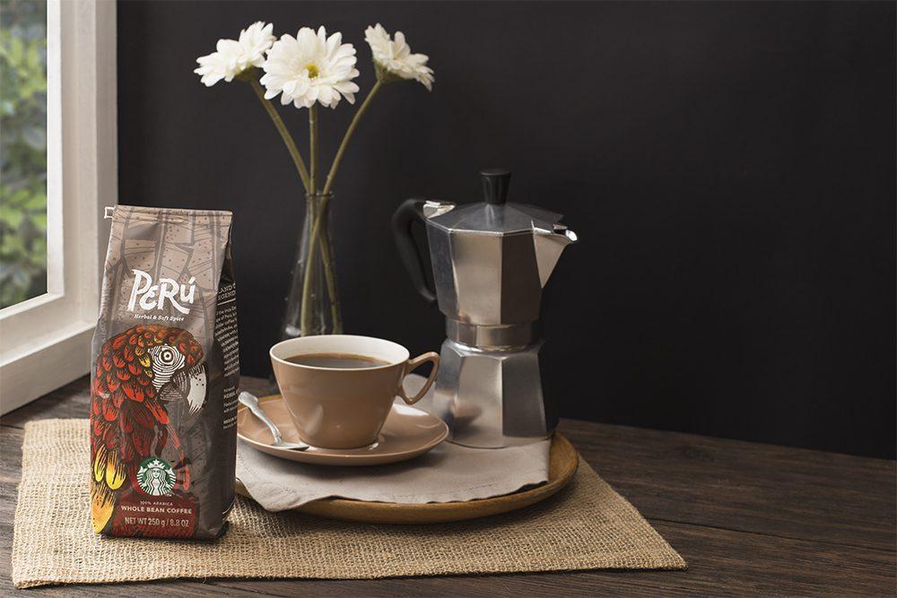 Cata 2 - Starbucks realizará primera cata nacional por el Día del Café Peruano