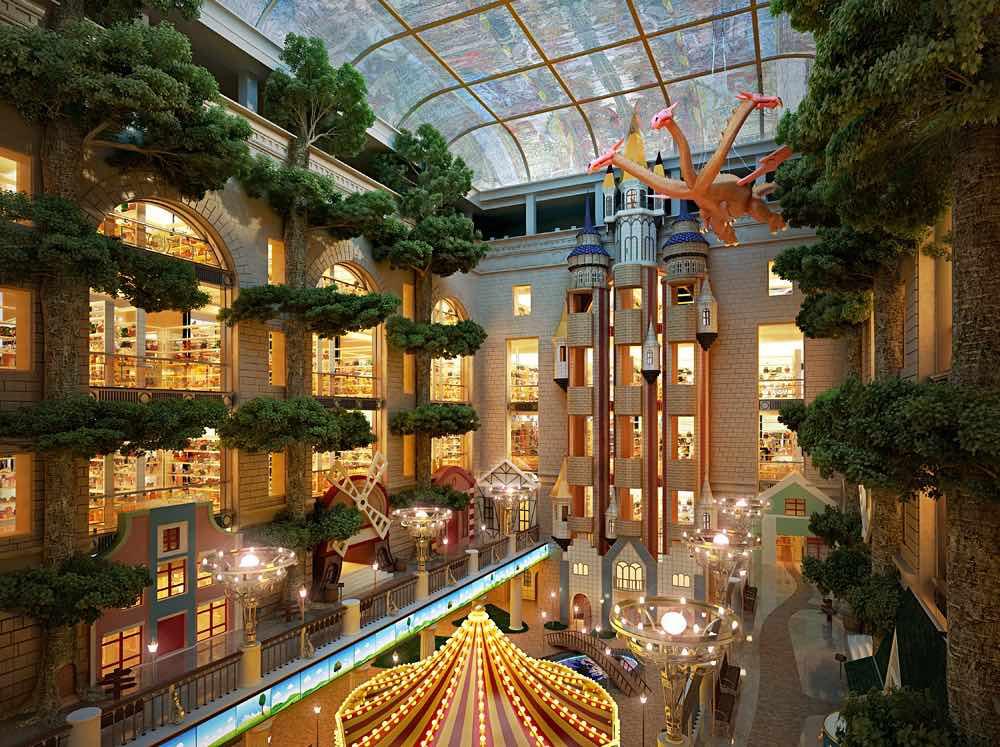 Central Childrens Store Moscu - Rusia: Sepa en qué centros comerciales hacer sus compras durante el mundial