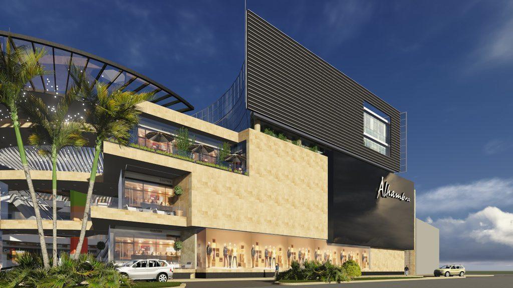Centro comercial Ecuador 3