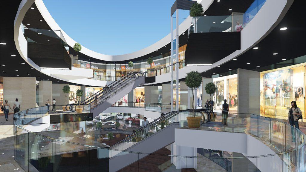 Centro comercial Ecuador 4