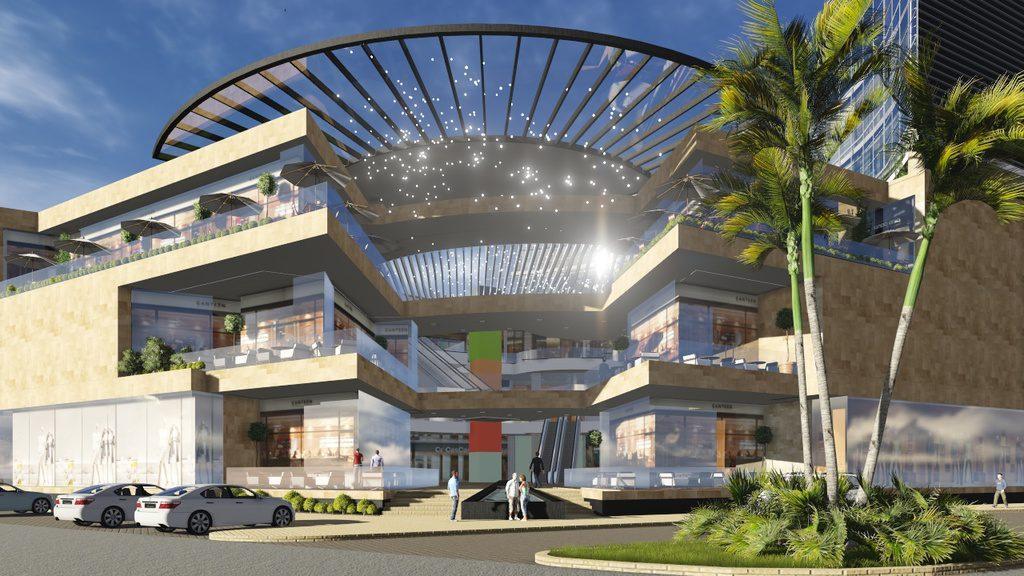 Centro comercial Ecuador