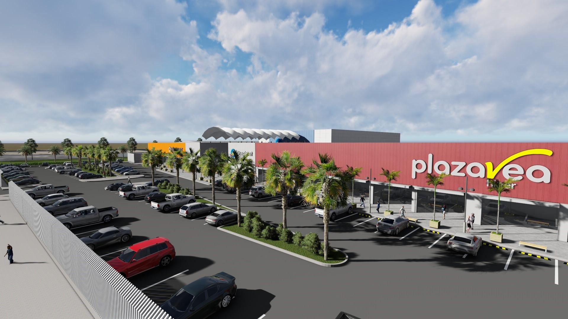 Centro comercial Plaza Lurin
