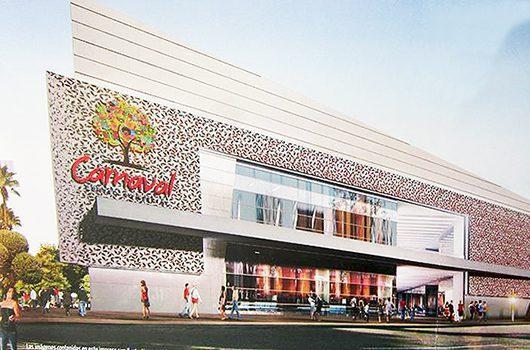 Centro comercial carnaval