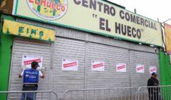 Centro comercial el Hueco