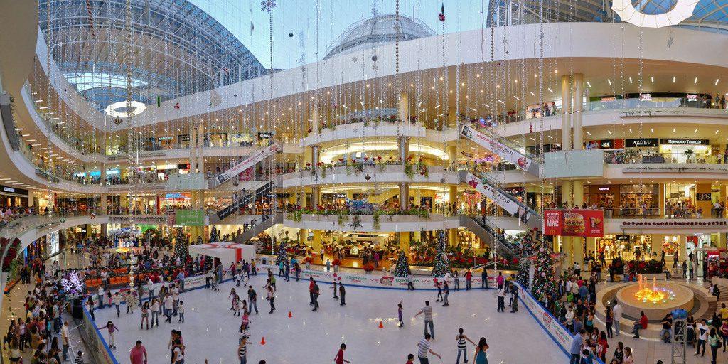 Centros comerciales Colombia