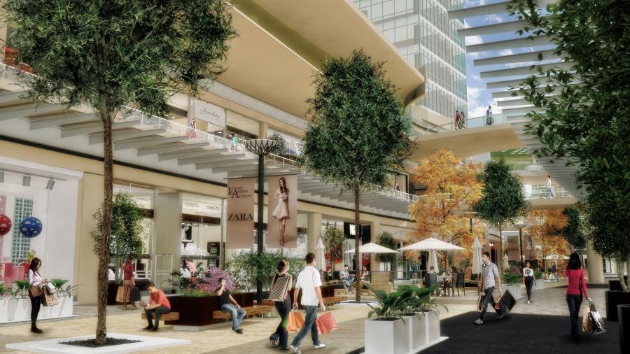 Centros comerciales México