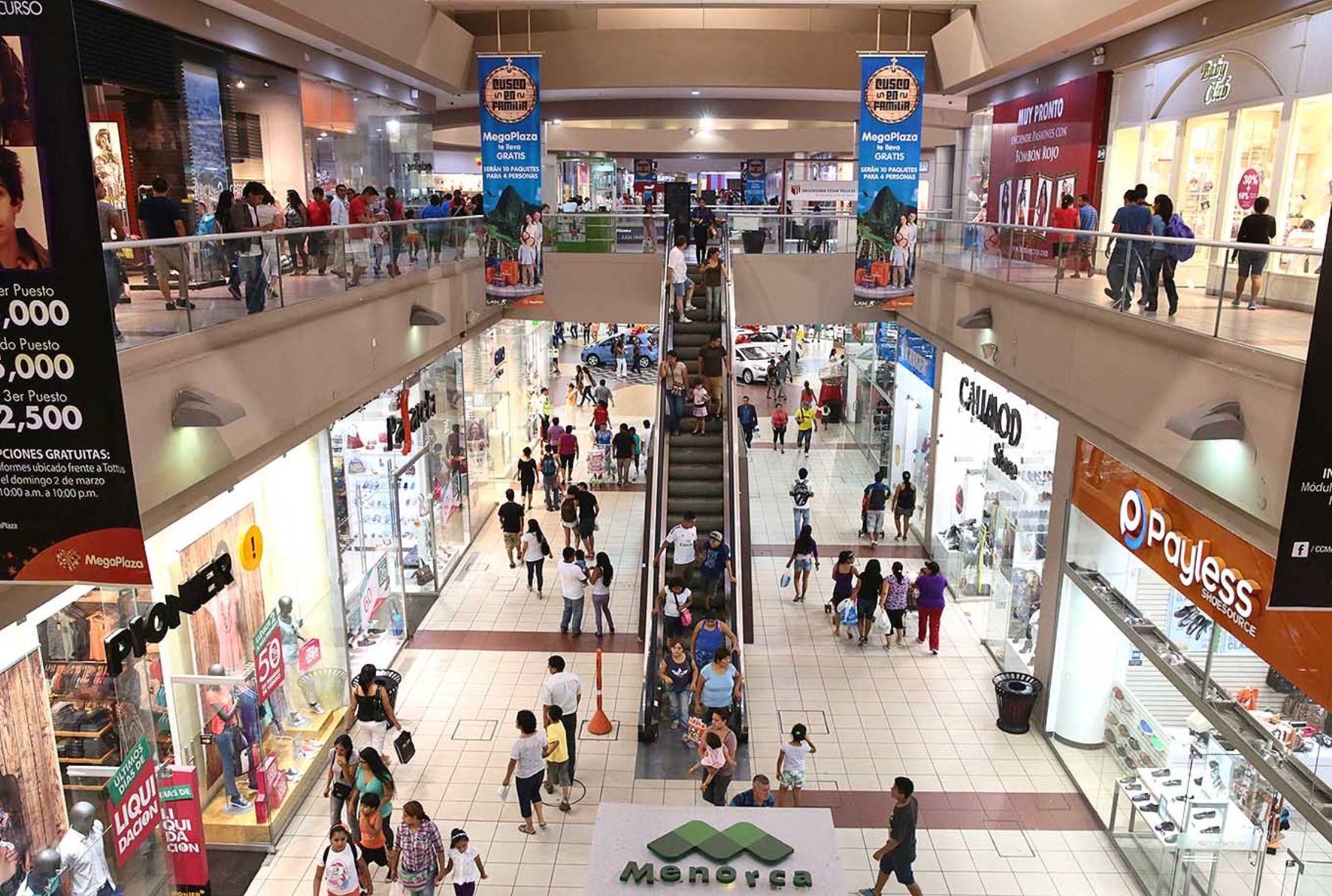 centros comerciales 2019