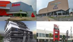 Centros comerciales bolivianos