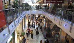 Centros comerciales españoles