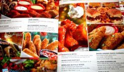 Chilis menu Perú Retail
