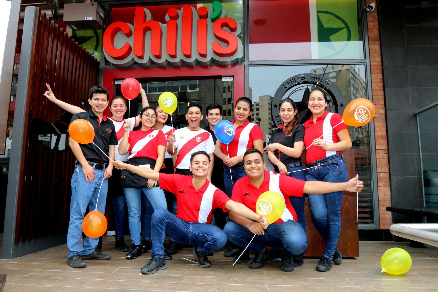 Chillis Balta Shopping 2