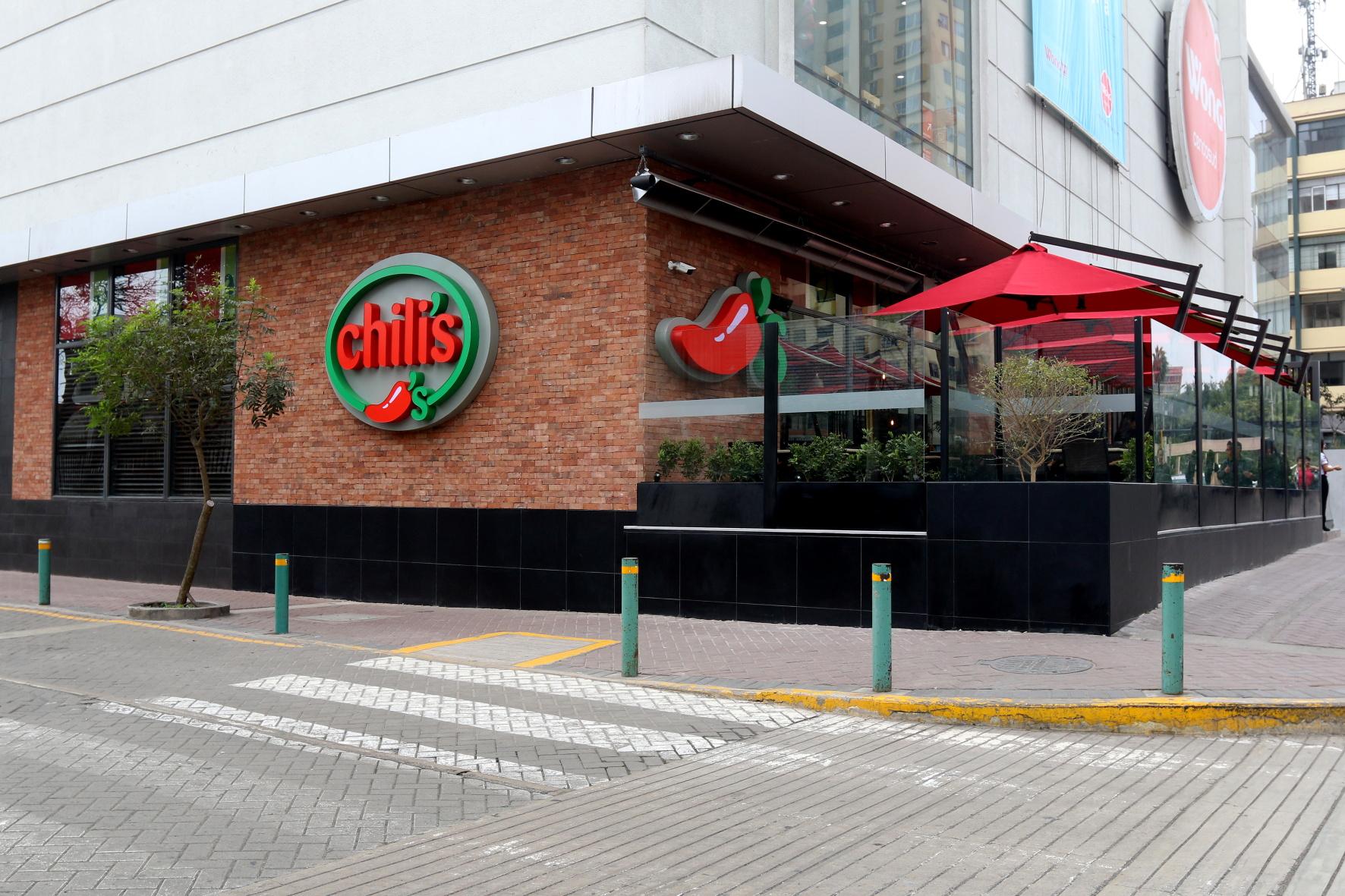 Chillis Balta Shopping