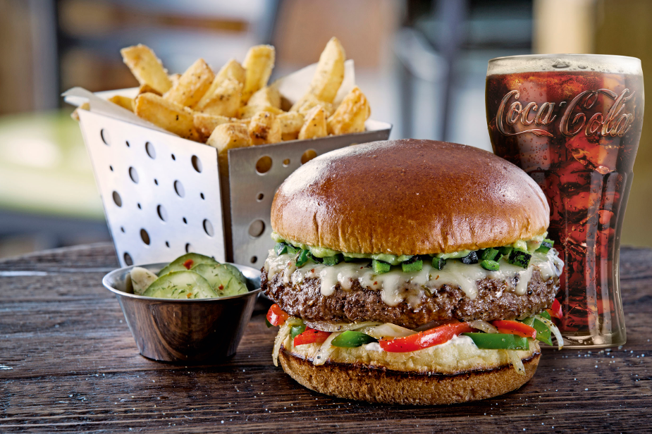 Chillis Burger