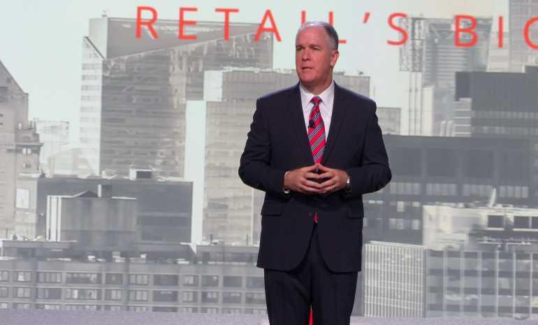 """Christopher Baldwin BJs Wholesale Club NRF 2019 - NRF 2020: """"Hay que pasar de un retail transaccional a uno experiencial"""""""