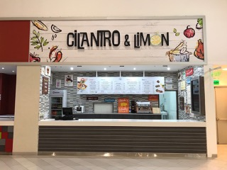 Cilantro y Limon La Rambla - Centro comercial La Rambla Brasil anuncia el ingreso de Cilantro&Limón