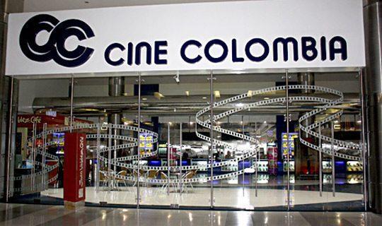Cine Colombia es la cadena líder en Colombia