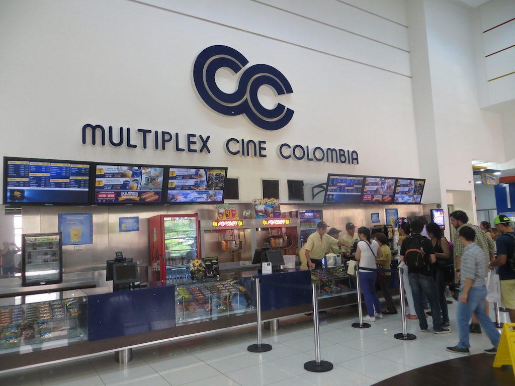 Cine Colombia lanzara app móvil