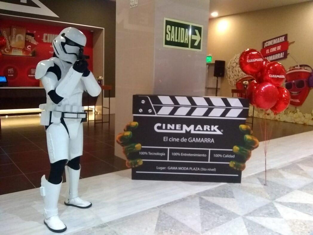 Cinemark4 - Perú: Cinemark invierte S/22 millones en Gamarra para abrir un complejo de cines