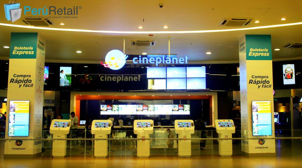 Cineplanet 1 Peru Retail 1024x570 - La expansión del cine a nuevos mercados del Perú