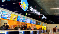 Cineplanet 89 Peru Retail