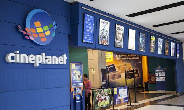 Cineplanet VES - Cineplanet obtuvo ingresos por S/440 millones a fines del 2017