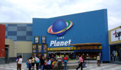 Cineplanet estima superar ventas de entradas