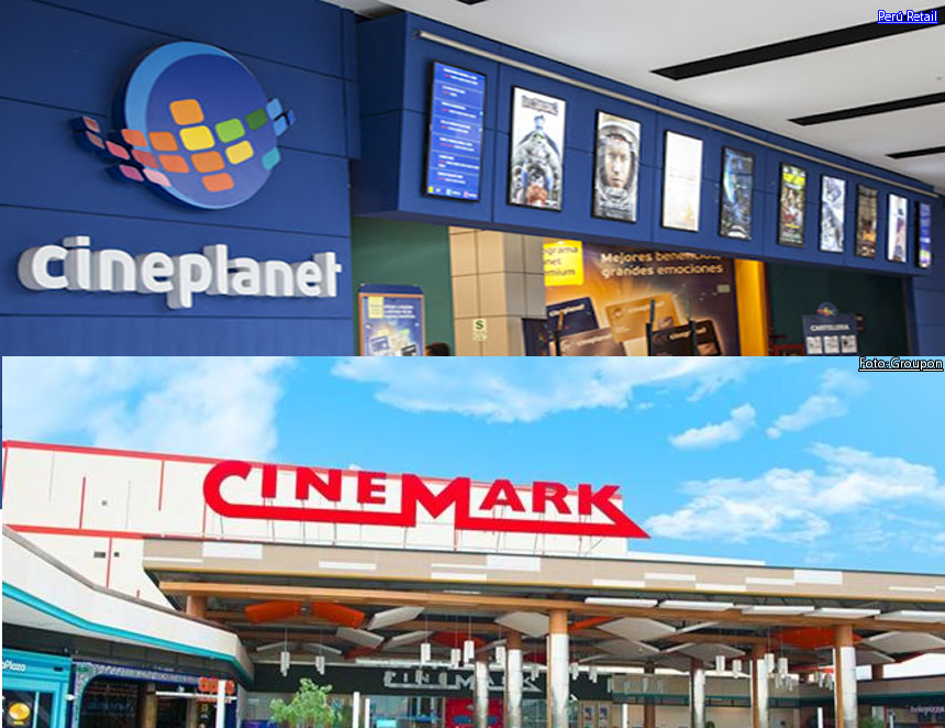 Cines Planet y Mark.fw  1 - Indecopi suspende temporalmente fallo contra Cineplanet y Cinemark