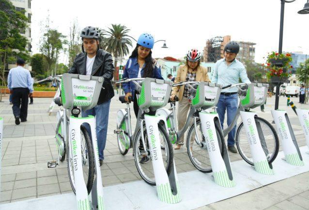 CityBike Lima - Conozca las empresas que se unen a las prácticas de reciclaje en el Perú