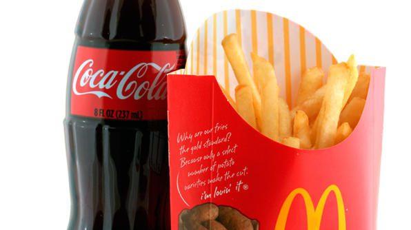 Coca Cola McDonalds - En México crean campaña en redes sociales contra las marcas estadounidenses