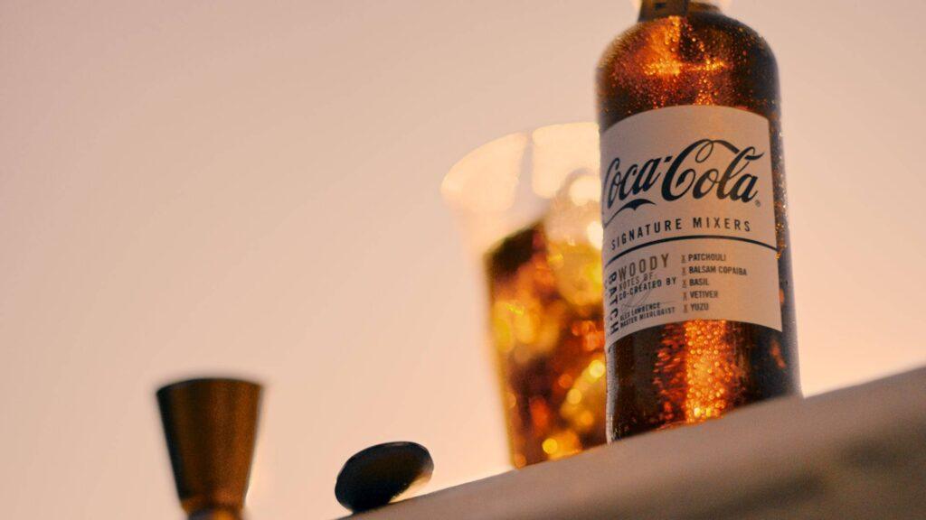 Coca Cola Signature Mixers 1024x576 - Coca Cola lanza 4 nuevos mixers para destilados oscuros
