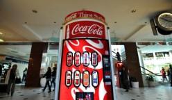 Coca Cola retail