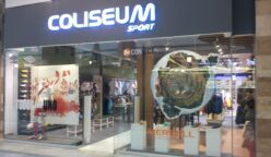 Coliseum abriría tiendas multimarca a Chile