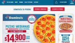 Colombia Domino's Pizza