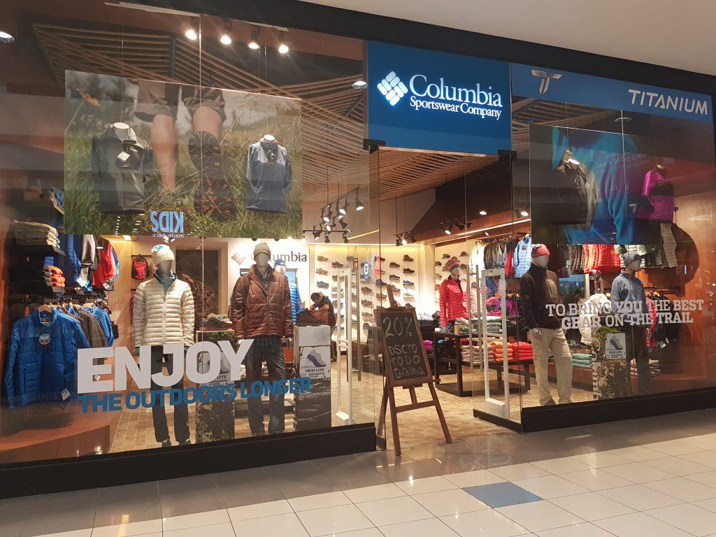 Columbia Plaza Norte 1 1024x768 - Patagonia abrió local en Cusco