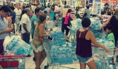 Compras de agua 2
