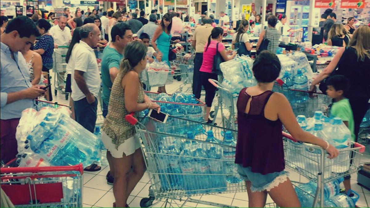 Compras de agua 2 - ¿Cómo se están desarrollando las categorías de bebidas en el mercado peruano?